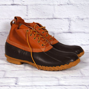 L.L. Bean Maine Hunting Boots Sport Shoes